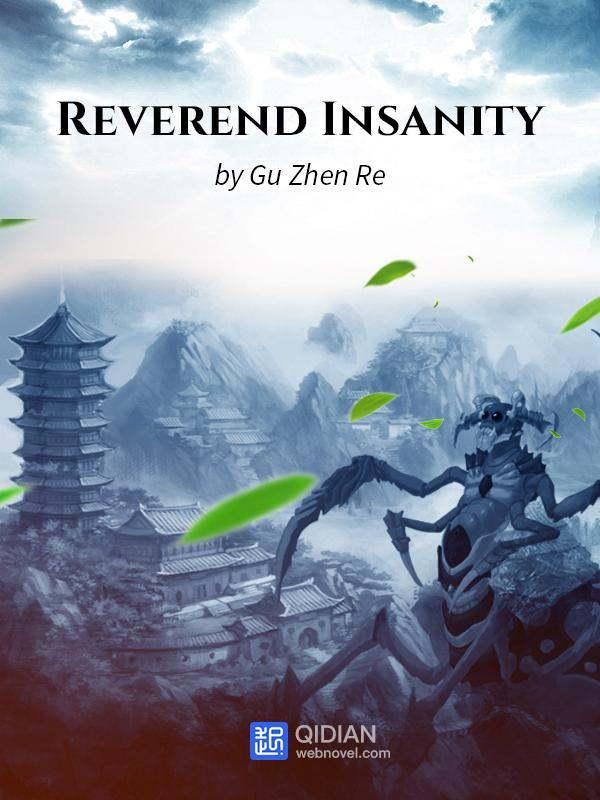 reverend insanity novel cover image