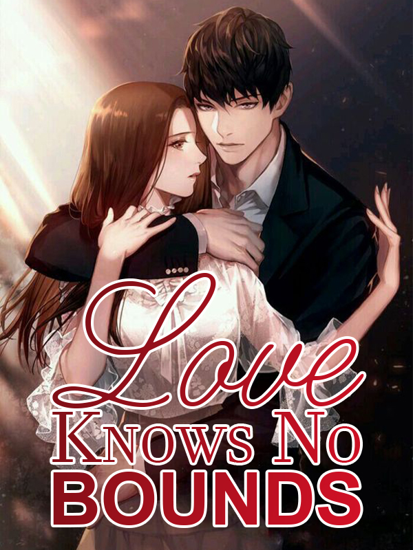love knows no bounds novel cover image