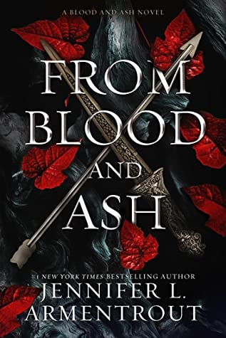 from blood and ash book cover image