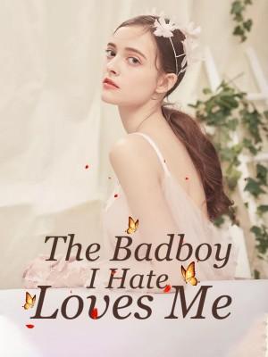the bad boy i hate loves me novel full book cover image