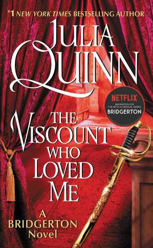 Julia Quinn The Viscount Who Loved Me read online novel full chapters book cover image