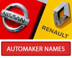 car manufacturer unscramble words quiz feature image