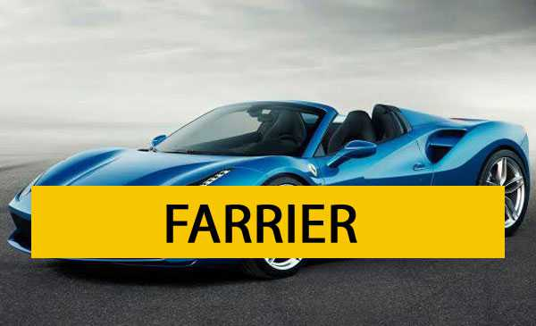 ferrari cars manufacturer anagrams