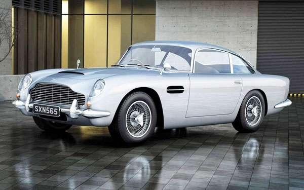 Aston Martin DB5 image