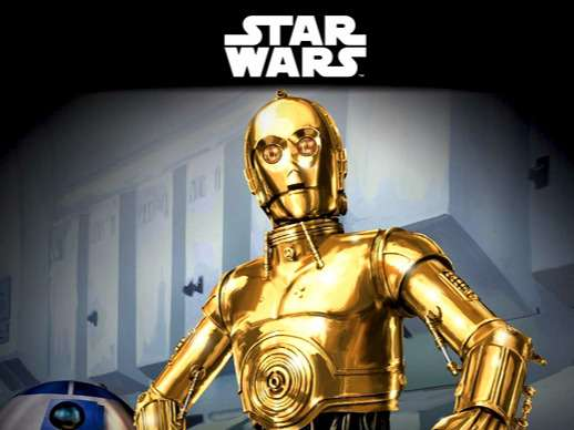 C-3PO star wars robot character img