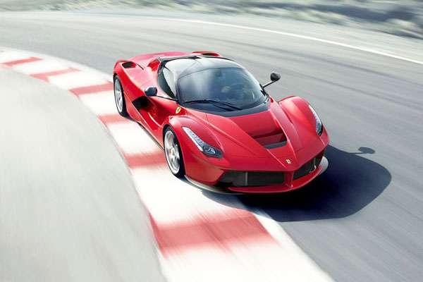 Ferrari LaFerrari car wallpaper