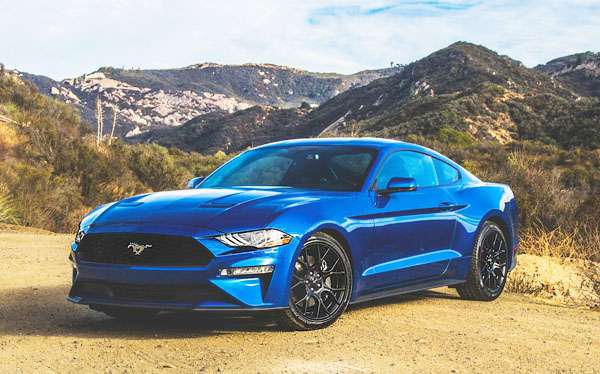 Ford Mustang car pic