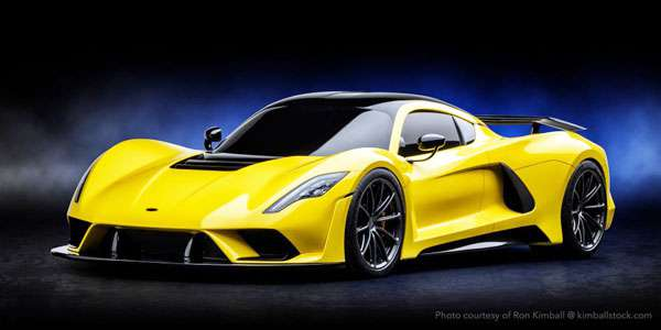 Hennessey Venom car picture