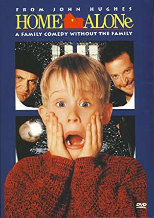 famous movie quotes from Home-Alone 1 & 2 movie poster