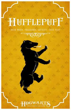 what's your hogwarts house - Hufflepuff hogwart house of harry potter image