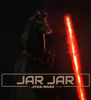 Jar Jar Binks star wars character img