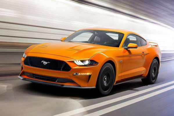 MUSCLE CARS ford mustang img