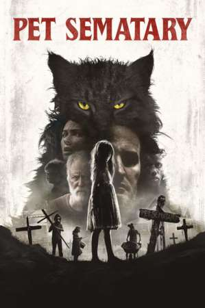Pet Sematary movie poster