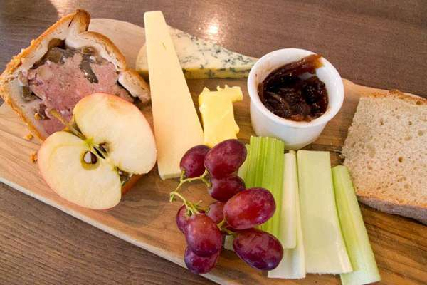 Ploughman's Lunch anagram image