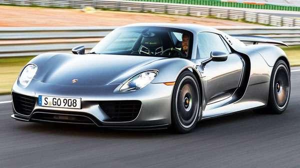 Porsche 918 Spyder car image