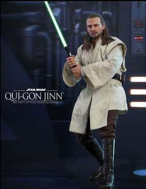 Qui Gon Jinn star wars character image