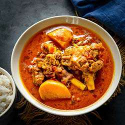 Railway-Mutton-Curry pic
