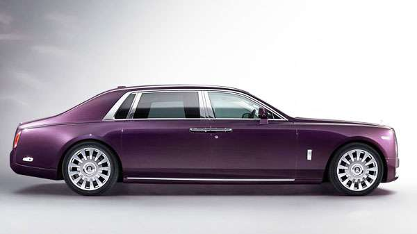 Rolls-Royce Phantom car pic