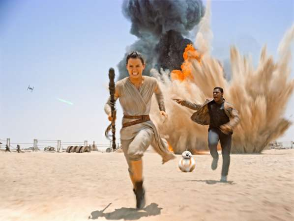 what would i be in the starwars universe - Star Wars Spoof Movie In the Works jpg