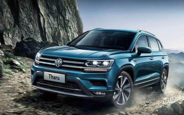 Volkswagen tarek suv pic