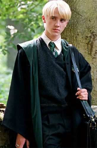 draco malfoy actor from harry potter character image