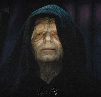 emperor palpatine the rise of skywalker picture
