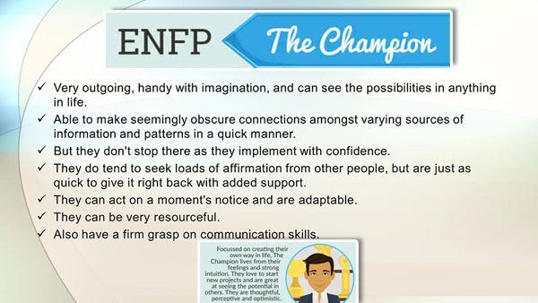 enfp myers briggs types img