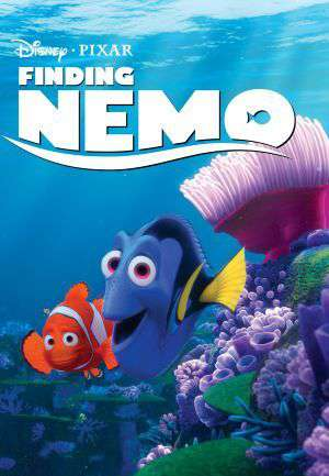 famous disney movie quotes finding nemo poster