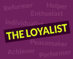 free enneagram personality test the loyalist image