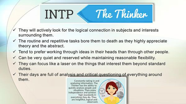 intp myers briggs types img