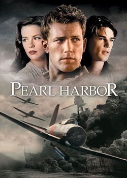 pearl-harbor-movie poster