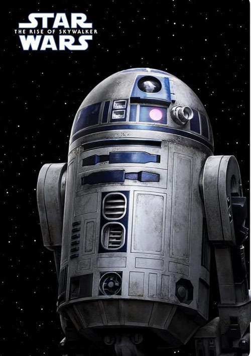 r2d2 the rise of skywalker robot picture