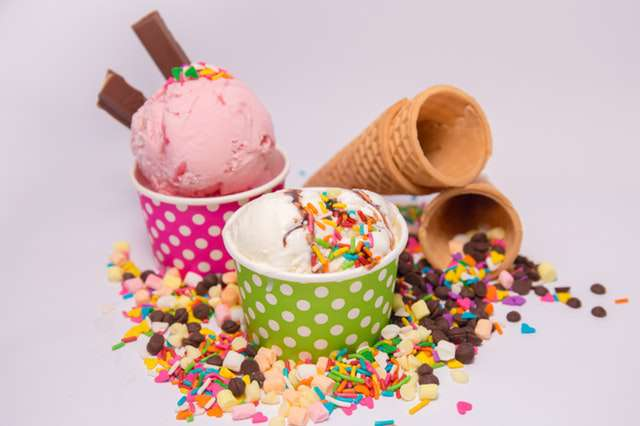 two-ice-cream-cups image