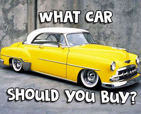 what car should you buy quiz featured image