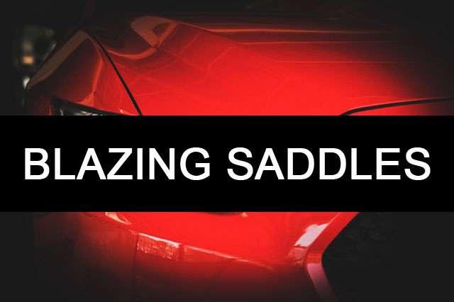 BLAZING-SADDLES-car name photo