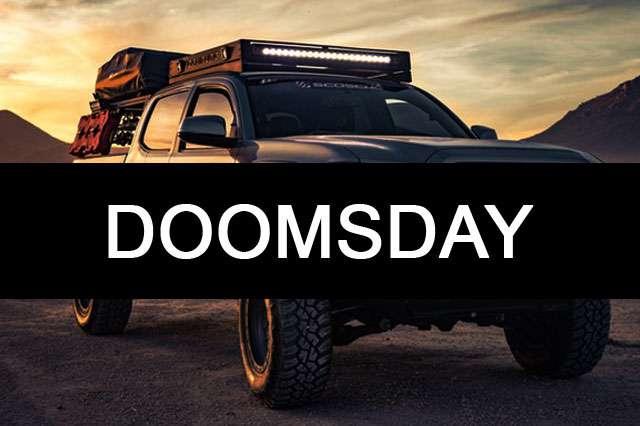 DOOMSDAY-car name photo