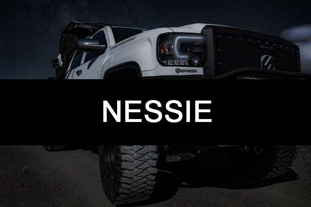 NESSIE-car name wallpaper