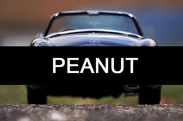 PEANUT-car name wallpaper