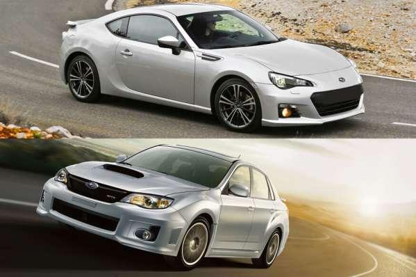 Subaru BRZ or WRX photo image