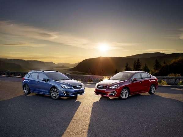 Subaru Imprezas or Legacys car wallpaper
