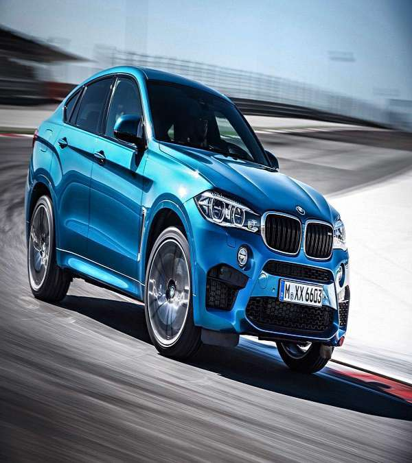 blue bmw x6_Series image