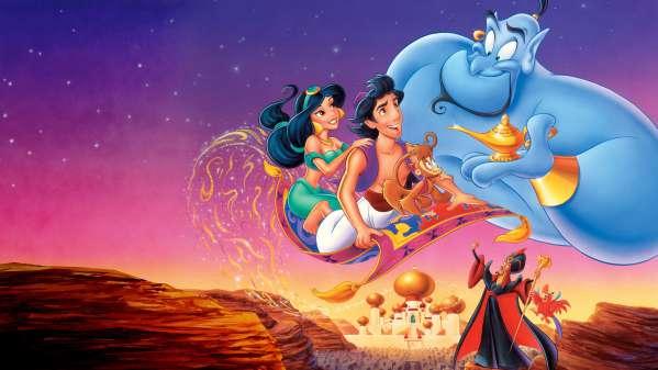6 Aladdin disney full movie wallpaper