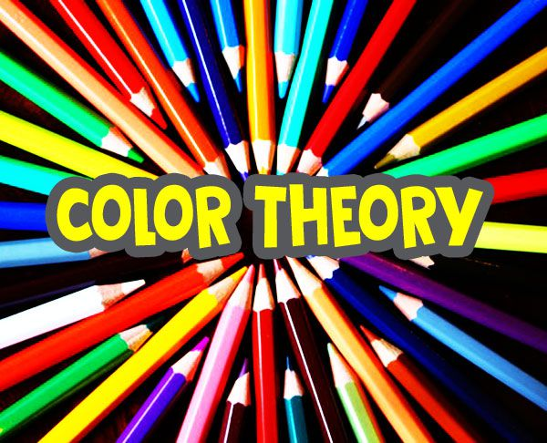 color theory test - Interesting Factoids I Bet You Never Knew About Color Theory image