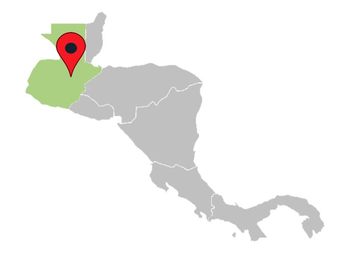 central america map quiz - guatemala-central-america-blank-map