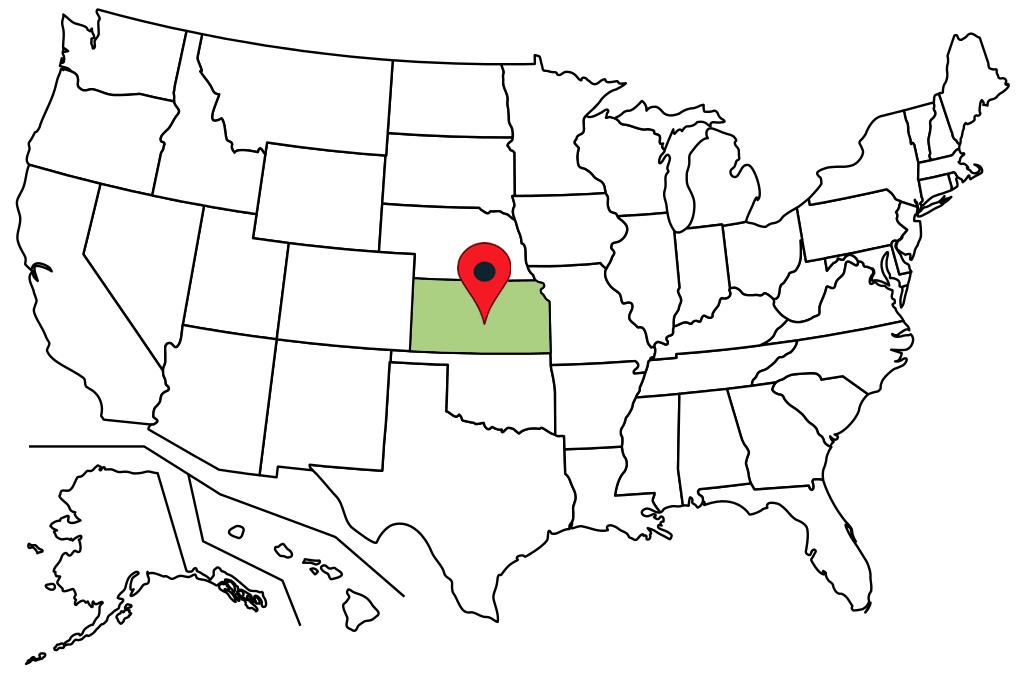 kansas-blank-map