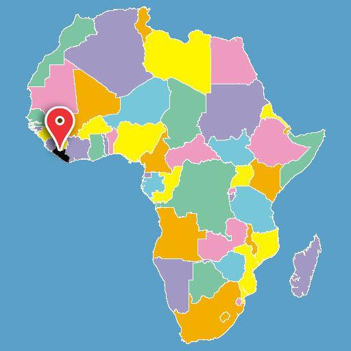 liberia-blank-map