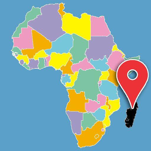 madagascar-blank-map