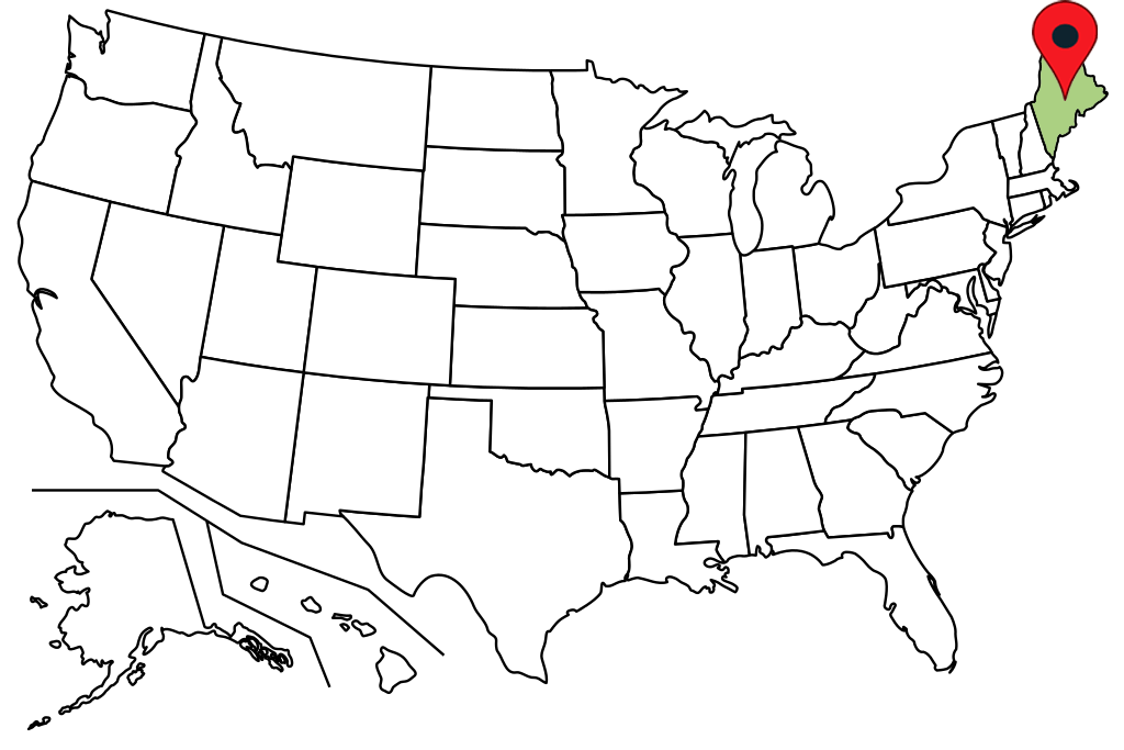 maine-blank-map