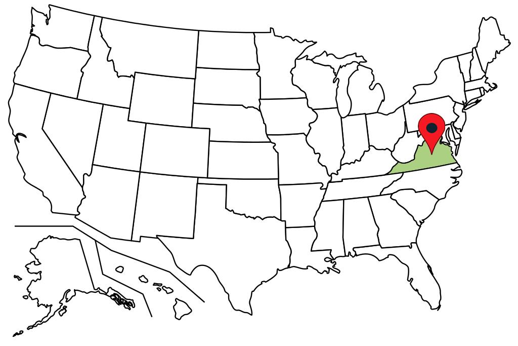 virginia-blank-map