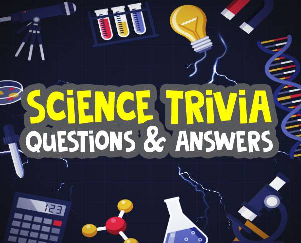 science trivia questions image